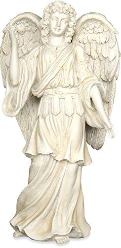 Angelstar Erzengel Raphael Figur, Metall, Mehrfarbig