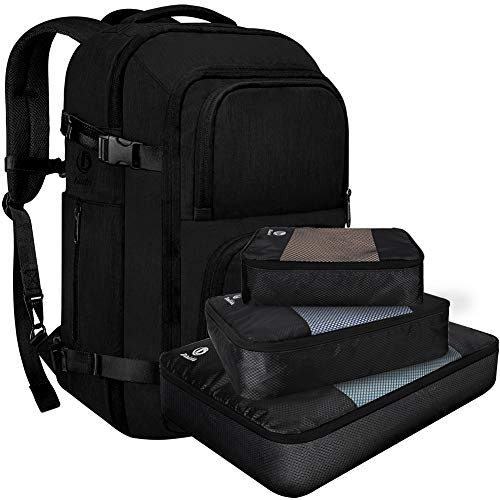 Dinictis 40L Carry on Flight Approved Travel Laptop Backpack