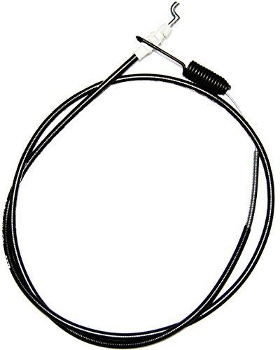 MTXtec Honda HARMONY II HRR216(hrr216s3da) WALK-BEHIND cortacésped motores Disco Cable de embrague (marco números mzcg-6186179a mzcg-6299999)