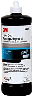 3M Company Super Duty Rubbing Compound 05954, auto paint detail restoration car paint