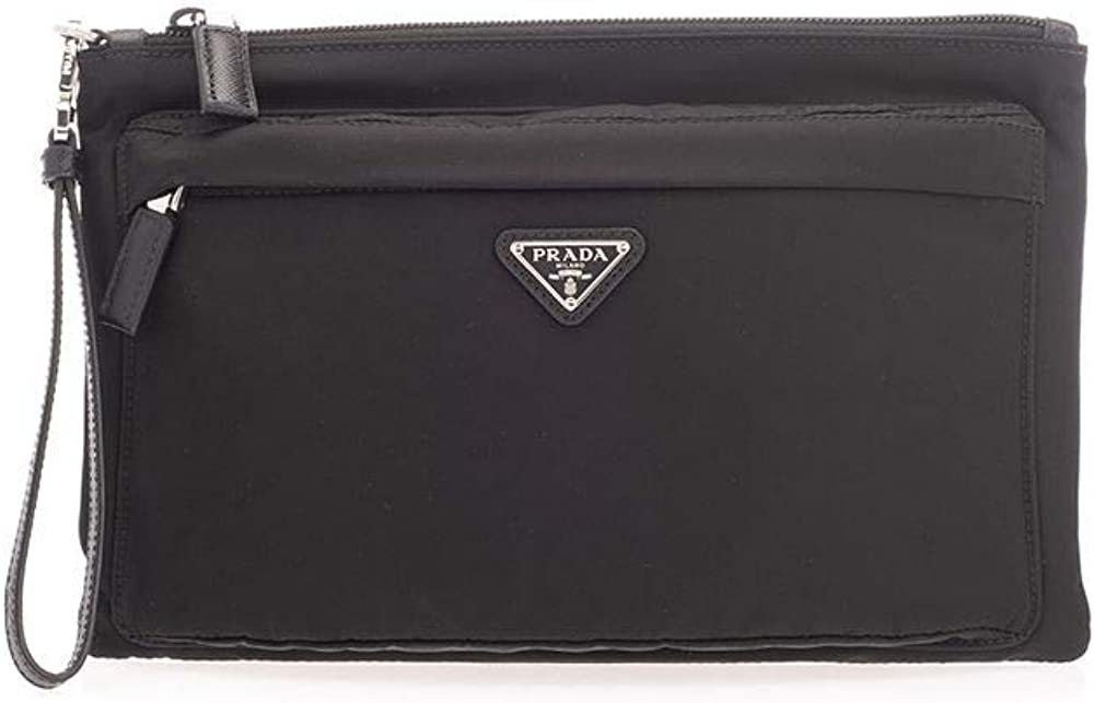 Prada luxury fashion borsa in nylon da uomo 2NH007064F0002