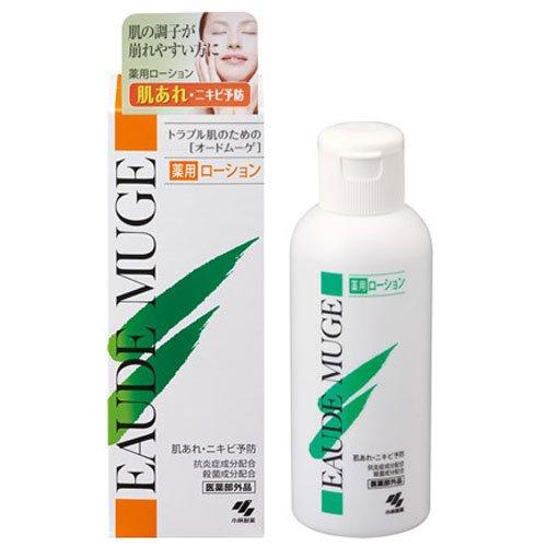 EAUDE MUGE オードムーゲ 薬用ローション (ふきとり化粧水)