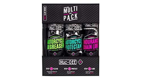 Muc-Off 670 Multi Pack, Schwarz, S