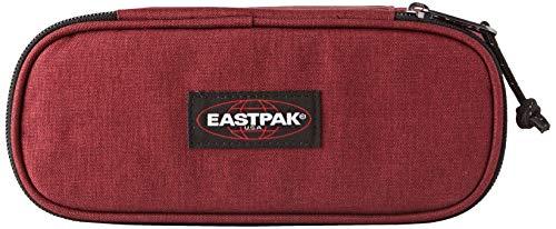 Eastpak Oval Single Federmappchen, 22 cm, Rot (Crafty Wine)