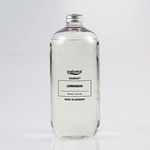 Raumduft Nachfüllflasche 500ml pajoma Duftöl für Diffuser Duft w (lemongras)