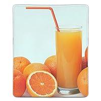 マウスパッド オレンジジュース飲料フレッシュ