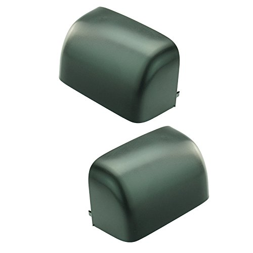 Trail Ridge Mirror Caps Textured Towing Pair Set of 2 for Ford F250 F350 F450...