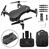 Drone 4K Camera, 3 Axes Gimbal GPS Return Home Drone 5G WiFi FPV Long Flight Time Drone 25 Minutes Drone Pliable/Adapté Aux Adultes Enfants