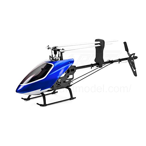 GARTT DIY GT500 FBL TT 2.4GHz 6Ch Flybaless Torque Tube RC Helicopter fits Align Trex 500 Helicopter KIT Version