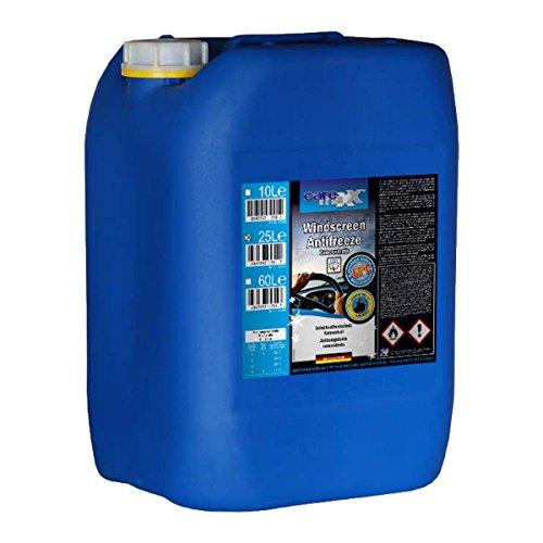 Blue Chem Scheibenklar mit Scheibenfrostschutz -60°C 25 Liter