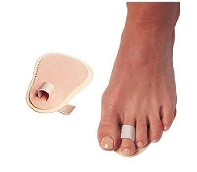 Budin Toe Splint, Memory Foam Padding Hammertoe Straightener from Atlas Biomechanics from dr. jill's