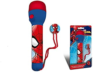 Grote Spiderman zaklamp