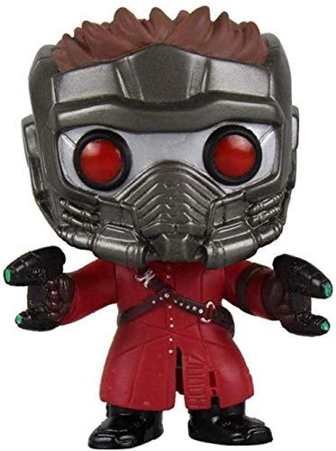 CFFEFN Vinilo Bobble Head Q Version Pop Galaxy Protection Pop Treeman Groot Pop Star Mr Hand-B-B-B