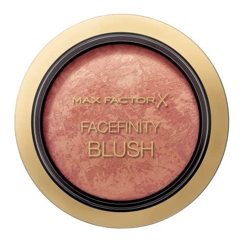 Max Factor Fard Viso Creme Puff Blush, Texture Multi-Tonale,...
