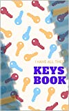 Password log book 105 Pages 6x9 alphabetical: Password log book (English Edition)