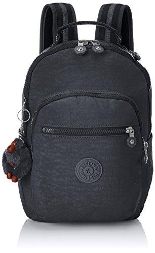 Kipling Seoul Go S, Small backpack, 35 cm, 8 liters, Blue (True Navy)