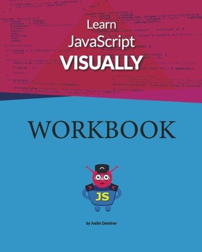 Learn JavaScript Visually - WORKBOOK