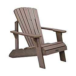 Faux Wood Wooden Adirondack Chairs