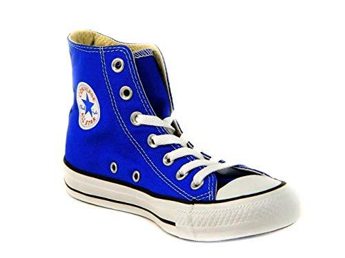 Converse - Converse All Star Ct Sneakers Zapatos Deportivos Hombre Mujer Niño Azul Alto 342366C -...