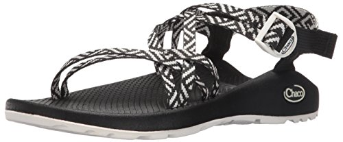 Chaco Women's ZX1 Classic Athletic Sandal, ORAGAMI Black, 5 M US