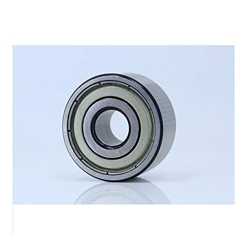CHENYHBR 5306 ZZ Rodamiento de 30 x 72 x 30,2 mm (1 PC) Doble Fila axial de Contacto Angular 5306ZZ 3306 ZZ 3056306 rodamientos de Bolas
