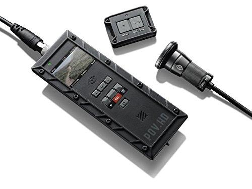 VIO POV HD 1080P Hunting Paintball Airsoft Kill Camera 47° Narrow View Tele Photo Lens Recorder IP67