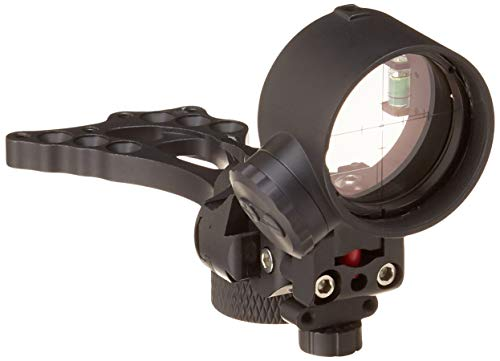 APEX GEAR COVERT PRO SIGHT- Best Single Fixed Pin Bow Sight for Beginners