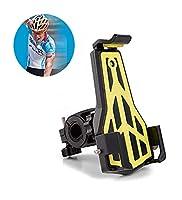 自転車携帯電話ホルダー、マウンテンバイクGPSナビゲーション多機能回転ユニバーサル乗馬携帯電話ホルダーベース、科学的な構成、実用的な機能