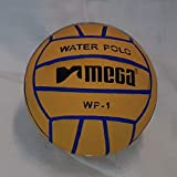Mega Water Polo - Balón de waterpolo (talla 1), color amarillo