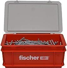 fischer 523727 N 6 x 60/30 S BOX Slagpluggen - PZ2-6 x 60mm (400st)