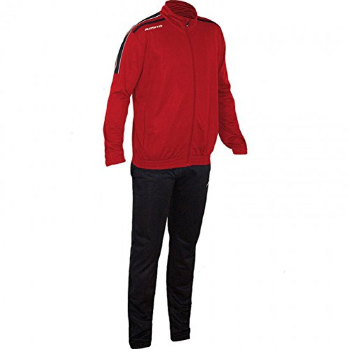 Masita Striker Junior Trainingspak - Trainingspakken - rood - 116