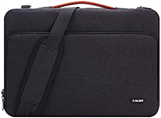 KALIDI Shoulder Bag, 17.3 17.5 Inch Laptop Sleeve Bag for MacBook Pro HP Dell Asus Acer Thinkpad Samsung Notebooks Spill-Resistant Tablet Shockproof Bussiness Travelling Office
