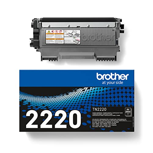 Brother International GmbH -  Toner schwarz 2.600