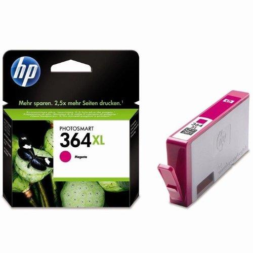 HP 364XL Rot Original Druckerpatrone mit hoher Reichweite für HP OfficeJet, DeskJet, Photosmart