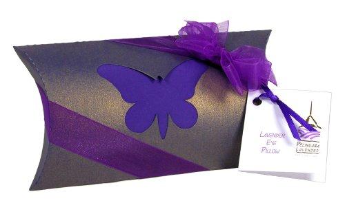 Pelindaba Lavender Handmade Eye Pillow - Purple