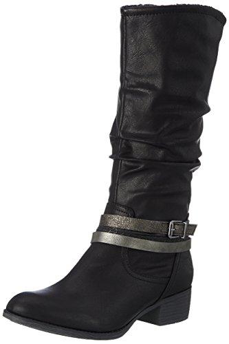 JANE KLAIN Damen 255 748 Cowboy Stiefel, Schwarz (Black), 36 EU