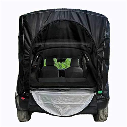 Auto Zelt Camping, Dachzelt Autodachzelt, Wasserdichtes Oxford Tuch Universal Selbstfahrer LKW Zelt, B3 Gaze, Blockieren Sie Die Sonne Und Ultraviolette Strahlen, Verhindern Mücken