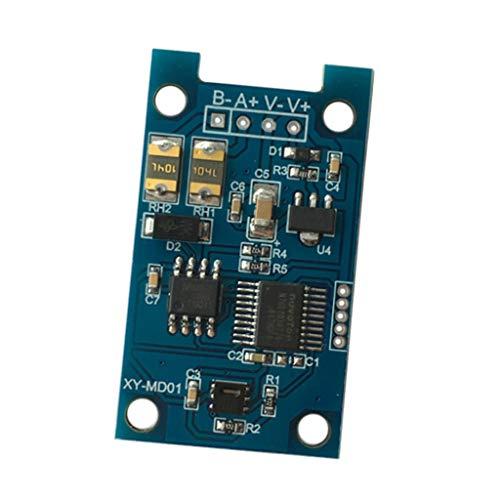 Milageto Sensormodul SHT20 Luftfeuchtigkeit Modbus RS485 Sensorplatine Für Langlebige Monitore