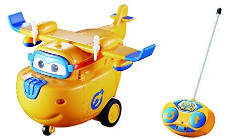 Auldeytoys YW710720 - Remote Control Donnie, Spielzeugfigur, gelb