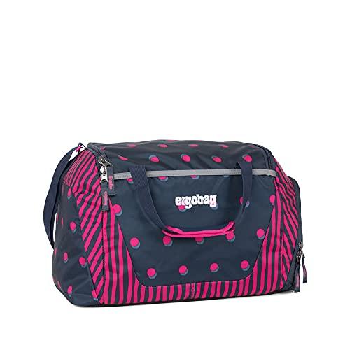 ergobag Unisex-Kinder Duffel Bag Tasche, Mehrfarbig (Shoobi Doobear)