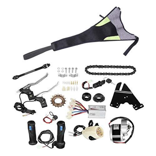 SM SunniMix 250W 24V Kit De Conversión De Bicicleta Eléctrica Refit Motor...