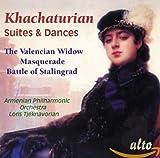 Khachaturian:Suites & Dances - oris Tjeknavorian