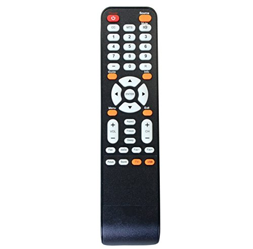 Best Review Of Universal Replacement Remote Control Fit for Sceptre KR002B002 X402BV-FHD X405BV-FHD ...