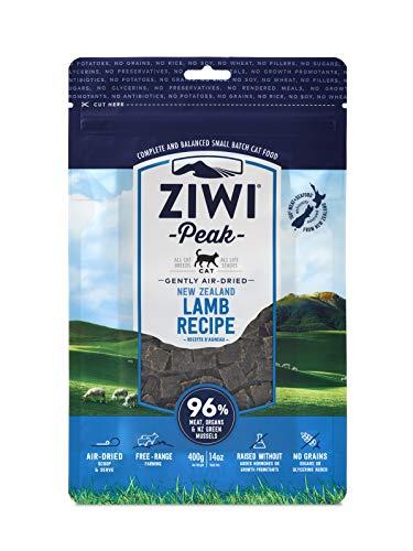 Ziwipeak Daily Cat Air Dried Cuisine Pouches Lamb 400g