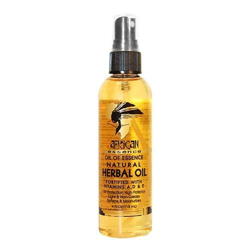 African Essence Oil Of Essence Natural Herbal Oil, 4 Oz