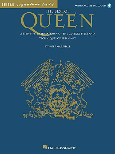 The Best of Queen-Guitar Tab-Music Book