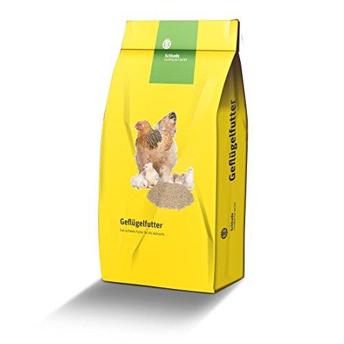 Schkade Landhandel GmbH Enten- und Gänsekükenstarterfutter 2 mm pelletiert