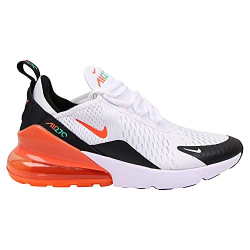 Nike Zapatillas infantiles unisex Kaishi (Ps), White Turf Orange Stadium Green Black, 38.5 EU