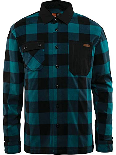 ThirtyTwo Reststop Polar Fleece Shirt -Fall 2018-(8130000874-501) - Indigo - S