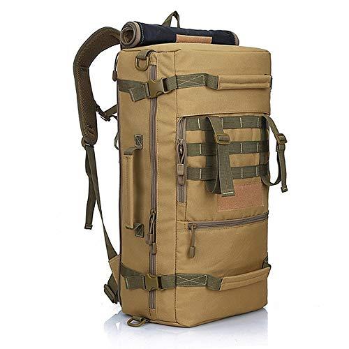 ASDAHSFGMN 50L Backpack Camping Bags Mountaineering Bag Men Hiking Rucksack Travel Backpack